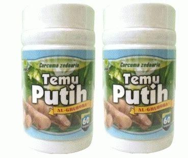Habbatcare Habbat Care 5 In 1 60 Kapsul Murah 1 kapsul herbal temu putih mengobati nyeri haid obat herbal