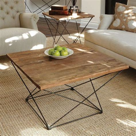 West Elm Coffee Tables Angled Base Coffee Table West Elm