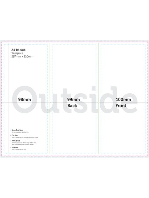 A4 Brochure Template 2 Free Templates In Pdf Word Excel Download Excel Brochure Template