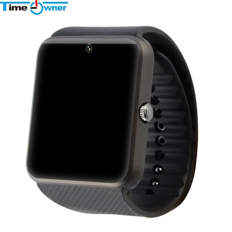 timeowner gt08 bluetooth smart smartwatch for iphone