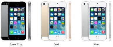 colores iphone 5s image gallery iphone 5s color choices
