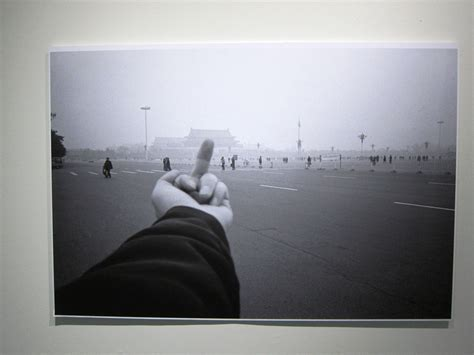 Ai Weiwei Vase Eva Everest Ai Weiwei Absent