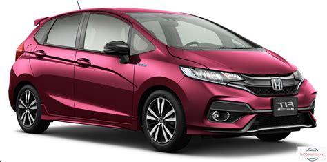 Honda Jazz 2020 by 2020 Honda Jazz Redesign And Price 2018 2019 Honda