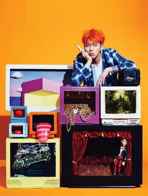 Zico 2nd Mini Album Television zico reveals more info on his 2nd mini album television