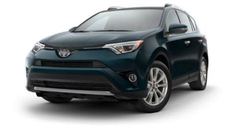 rav4 colors what colors does the 2017 toyota rav4 come in