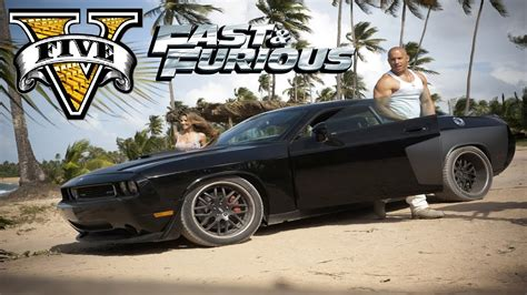 fast and furious 6 dodge challenger gta 5 fast and furious dodge challenger srt8 391 test