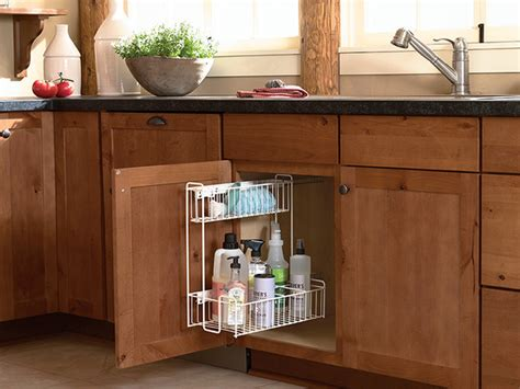 kitchen sink pull out drawer sink storage pull out kitchen drawer organizers