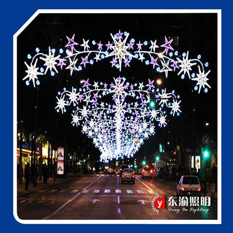 led light arches customized crossing led motif decorations lights