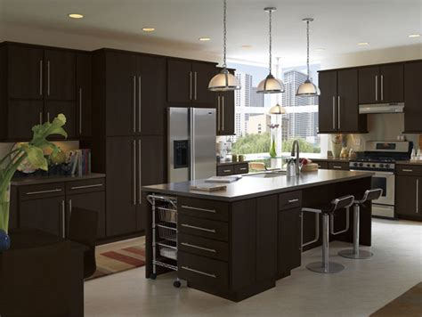 slab cabinets kitchen rta cabinets espresso slab cabinet sense