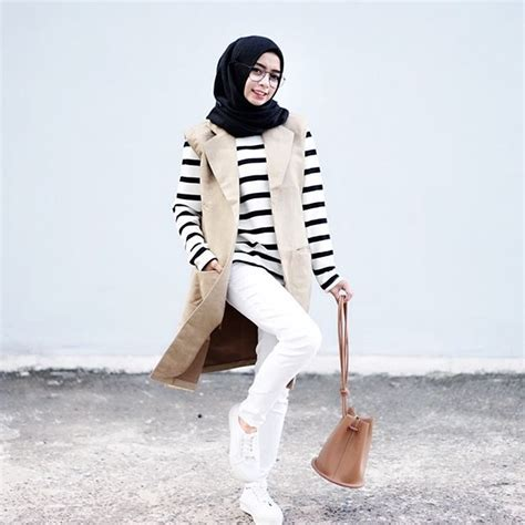 Kaos Atasan Anak Fashion 1752 04 14 model baju santai casual remaja muslimah terbaru
