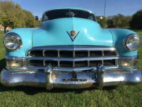 1949 Cadillac Coupe For Sale 1949 Cadillac Coupe Series 62 Fastback For Sale Photos