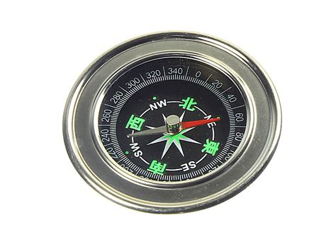 Travel Compass Outdoor American Kompas Cing Portable silver hiking pocket metal compass for travel cing j00572si buy at lowest prices