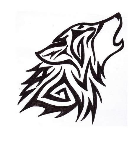 henna tattoo wolf wolf designs madscar wolf