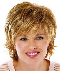 hairstyles for thin faces short hair styles for round faces and thin hair