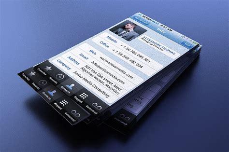 iphone repair business card template 20 phone business card templates free premium