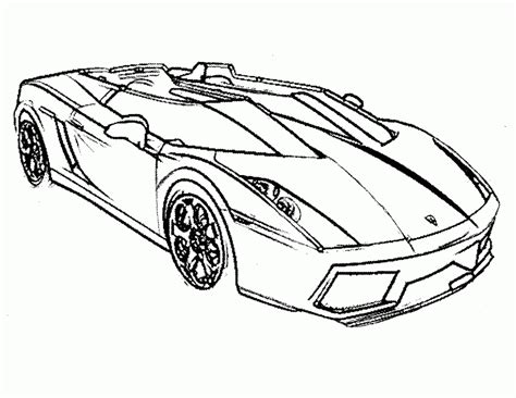 Printable Coloring Pages Race Cars | free printable race car coloring pages for kids