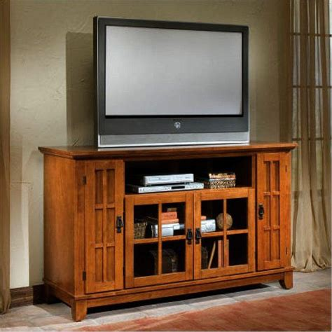 entertainment center makeover on pinterest painting oak mission shaker oak entertainment center console for the
