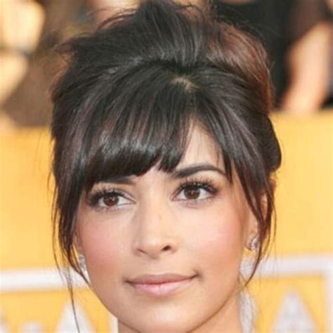 Wedding Hairstyles With Bangs by Wedding Hairstyles For Hair With Bangs Hairstyles