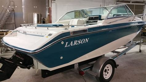 larson boats quality larson lazer 200 1990 for sale for 8 250 boats from usa