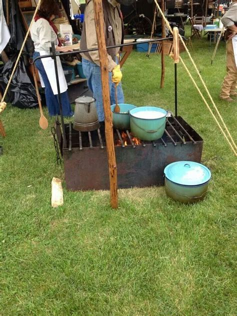 cowboys and chuckwagon cooking building a fire box for c cooking nice fire box cowboy and chuckwagon cooking pinterest