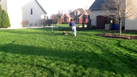 backyard golf hole how to make a 9 hole backyard golf course 2013 youtube