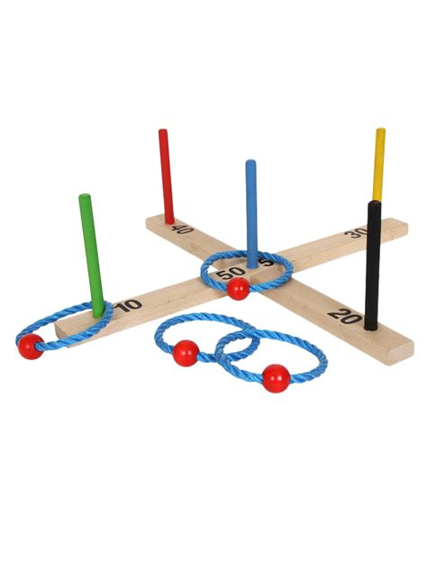 Backyard Toys For Adults traditional quality wooden garden outdoor lawn toys adults fete ebay