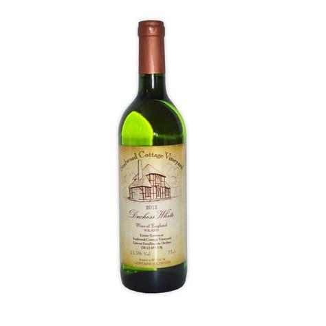 Cottage Wine by Sealwood Cottage Duchess White Solaris Grape