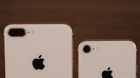 iphone 8 vs iphone 8 plus differences you need to