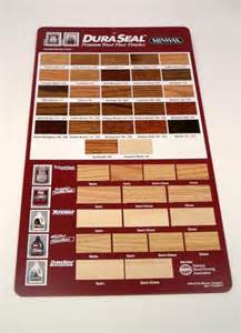 duraseal colors dura seal stain color hanging display board each chicago