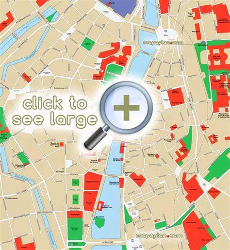 printable tourist map zurich zurich maps top tourist attractions free printable