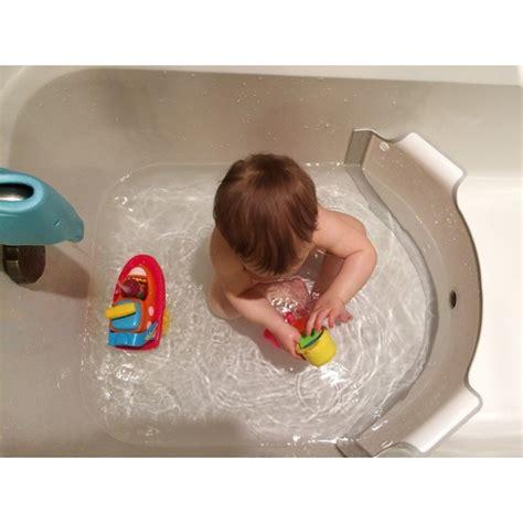 baignoir pour bebe r 233 ducteur de baignoire babydam
