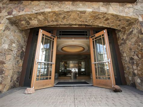 Front Door Fitness Spa In Park City Waldorf Astoria Spa And Fitness Photo Tour