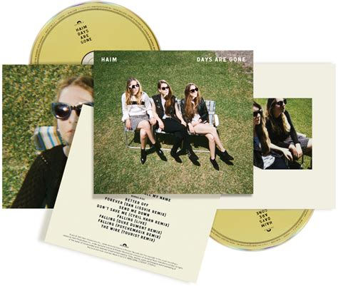 days are haim days are big active
