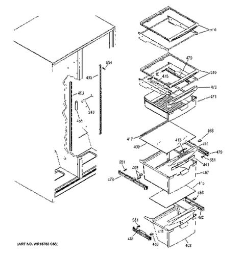 gsh22jfxm wiring diagram for ge maker wiring