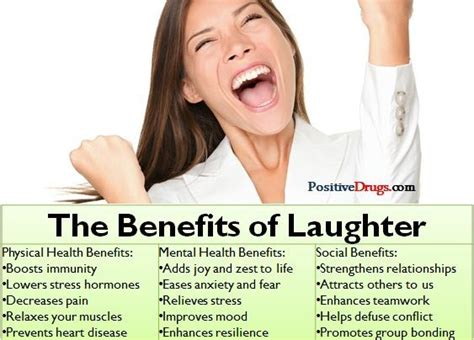7 Benefits Of Laughter by Smokers Helpline