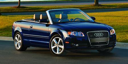 2009 audi a4 quattro recalls 2009 audi a4 2 0t cabriolet quattro discontinued