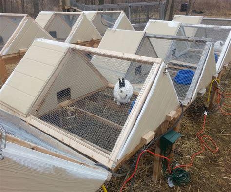 Handmade Rabbit Hutches - best 20 rabbit hutches ideas on