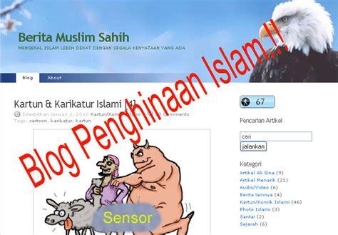 film kartun yang dilarang agama islam blog beritamuslim worpress com menghina agama islam