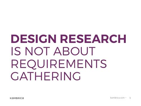 design frame research design research how to frame the right questions for your