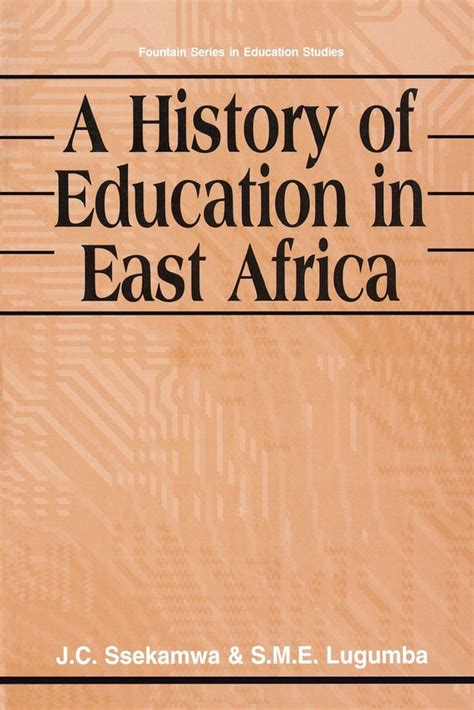 reference books for history of education books collective a history of education in east