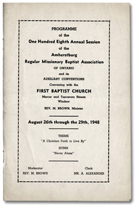 black history church program outline quotes share on black