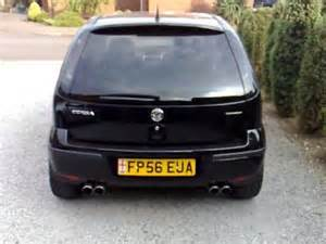 Vauxhall Corsa C Exhaust Vauxhall Corsa 1 2 Custom Exhaust