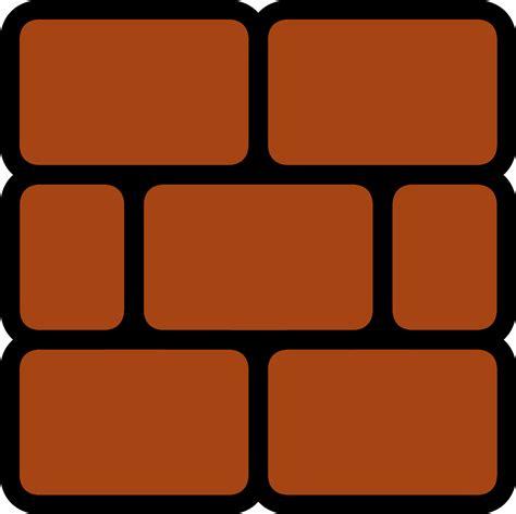 file artwork brick block svg nintendo fandom powered