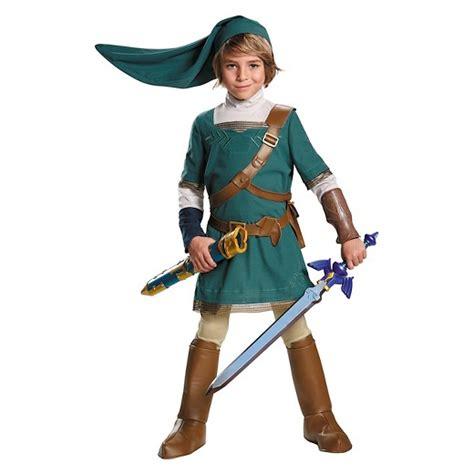 pattern for legend of zelda link costume legend of zelda link prestige kids costume target