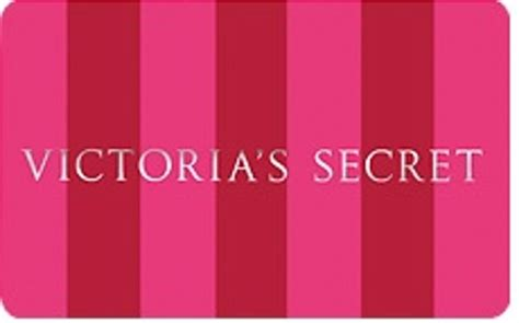 Victorias Secret Gift Cards - victoria s secret gift card merchandise credit value 300 00 free shipping ebay