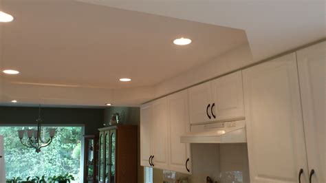 How To Change Recessed Lighting by Painting A Recessed Ceiling