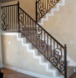 Railing traditional staircase other by san marcos iron doors