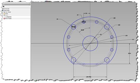 pattern sketch inventor brendan s inventor blog tip for sketch pattern and