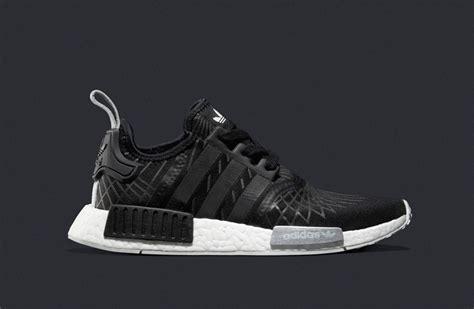 Sepatu Adidas Nmd Black White Anmd Bw adidas wmns nmd r1 black sneakerb0b releases