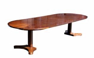 Round Dining Room Tables With Extensions by Round 4 10 Extension Dining Table By Edward Wormley For